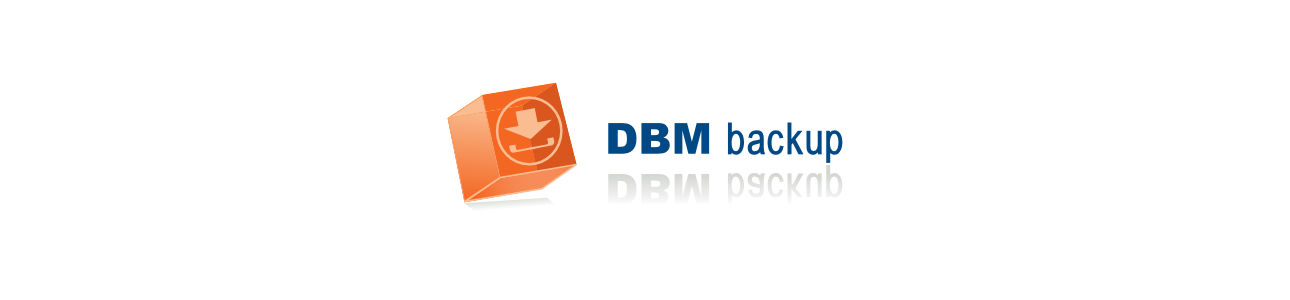 Notre solution interne DBM backup
