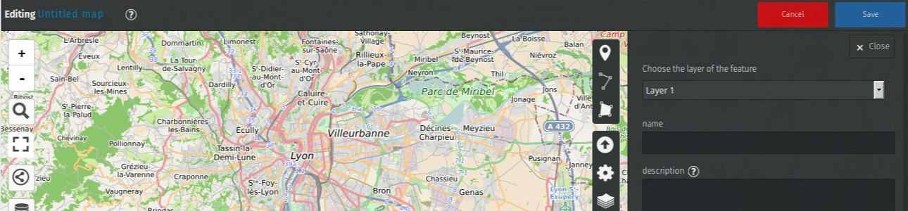 Cr er sa carte open street map dbm technologies - Creer sa carte ...