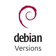 Noms versions debian