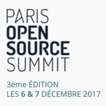 Salon Paris Open Source Summit 2017